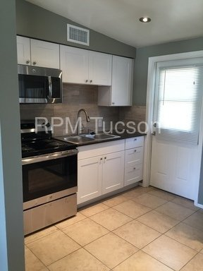 Tucson Property Management Case Study Multi-Family Kitchen